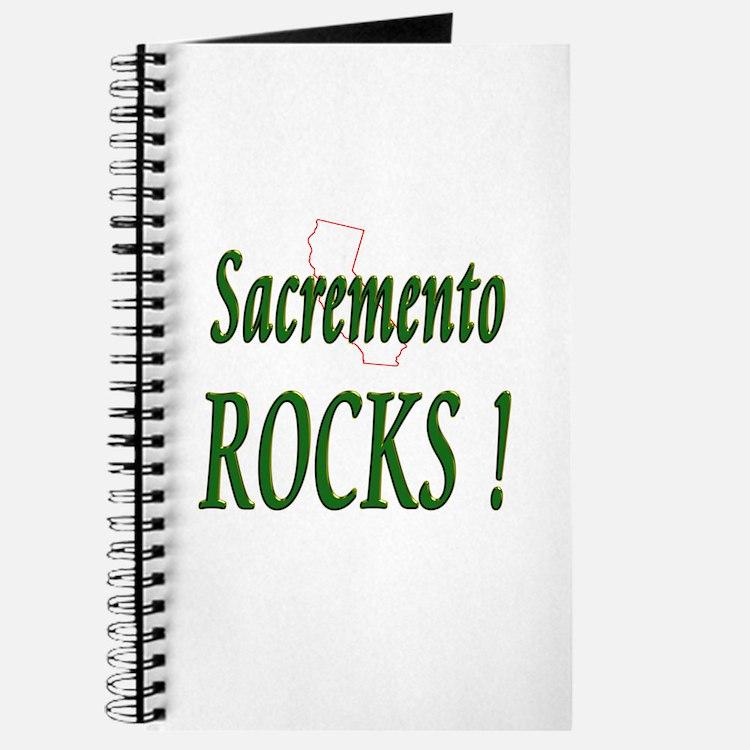 Sacremento Rocks ! Journal