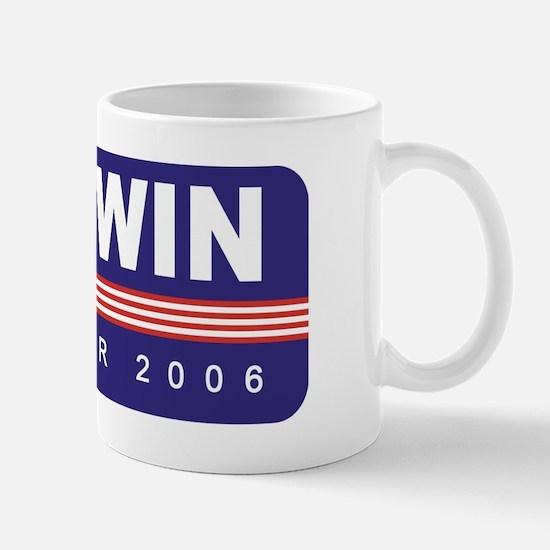 Support Chuck Baldwin Mug