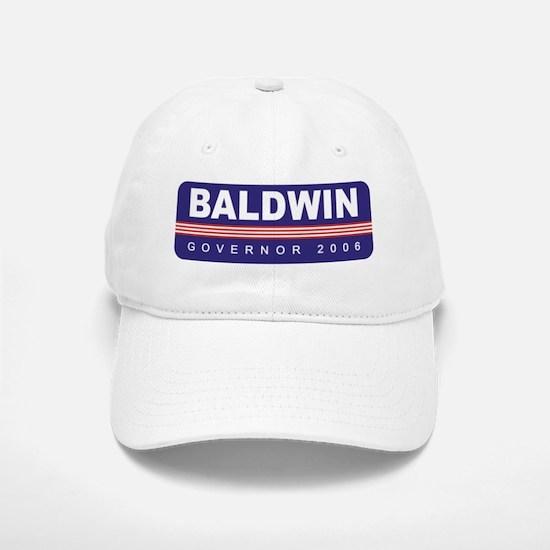 Support Chuck Baldwin Baseball Baseball Cap