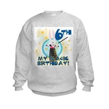 6th Magic Birthday Sweatshirt