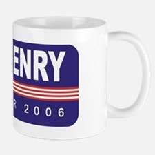 Support Brad Henry Mug