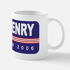 Support Brad Henry Small Small Mug