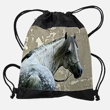 Caspian.jpg Drawstring Bag