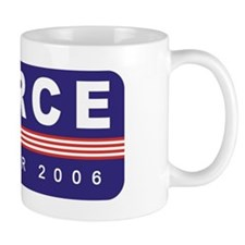 Support Bill Peirce Small Mug