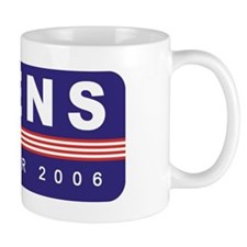 Support Bill Owens Small Mug