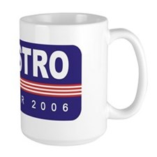 Support Bernie DeCastro Mug