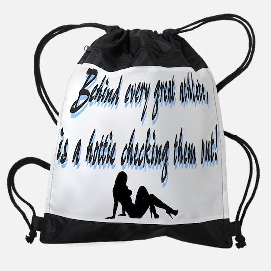 hottie.png Drawstring Bag
