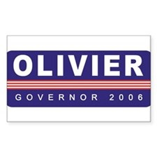 Support Art Olivier Rectangle Decal