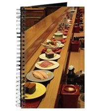 Conveyor belt sushi Journal