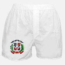 Coat of arms Dominican Republic - Esc Boxer Shorts