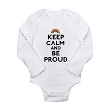 Keep Calm and Be Proud Body Suit