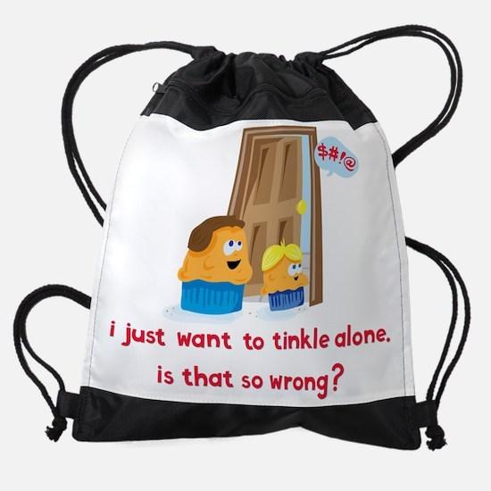 tinkle.png Drawstring Bag