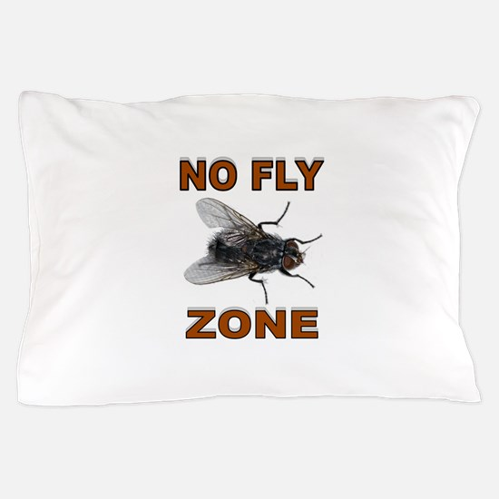 NO FLY ZONE Pillow Case