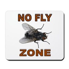 NO FLY ZONE Mousepad