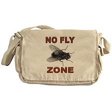 NO FLY ZONE Messenger Bag