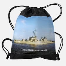Cute Dd Drawstring Bag