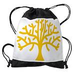 2-stree_dark.png Drawstring Bag