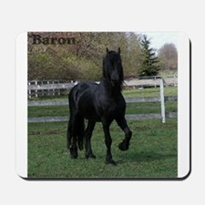 Baron Heads up Mousepad