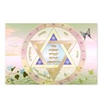 Invocation of Life Postcards (Package of 8)