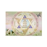 Invocation of Life Rectangle Magnet (100 pack)