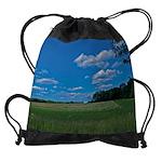 CloudsP8261195.png Drawstring Bag