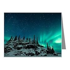 Aurora Borealis Note Cards (Pk of 20)