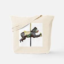 carousel mandrill Tote Bag