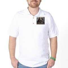 Paints and Pintos Golf Shirt