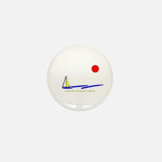 Sunnydale Cove Mini Button
