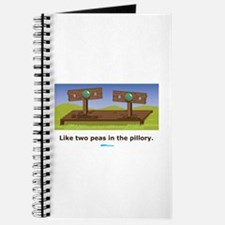 in the pillory Journal
