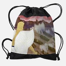 Cute Supreme soul Drawstring Bag