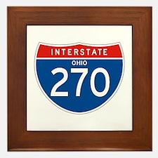 Interstate 270 - OH Framed Tile