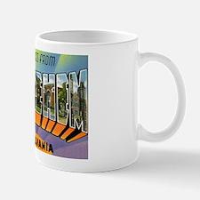 Bethlehem Pennsylvania Greetings Mug