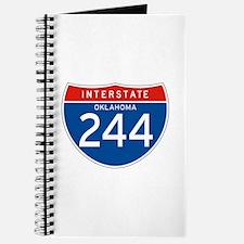 Interstate 244 - OK Journal
