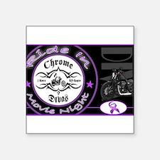 Chrome Divas Sticker