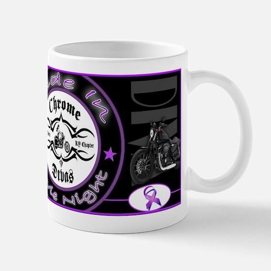 Chrome Divas Mug