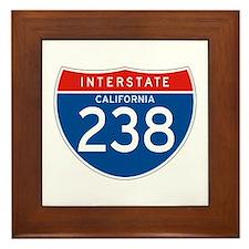 Interstate 238 - CA Framed Tile