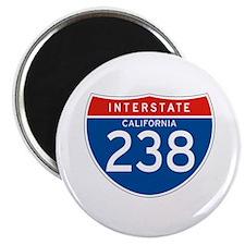 Interstate 238 - CA Magnet