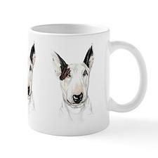 Bull Terrier Bust Small Mug