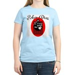 Poker Diva Women's Pink T-Shirt