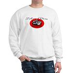 Poker Diva Sweatshirt