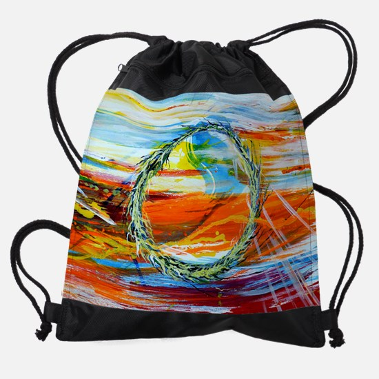 Conjuring.jpg Drawstring Bag