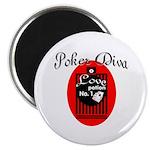 Love Potion #1 Poker Magnet