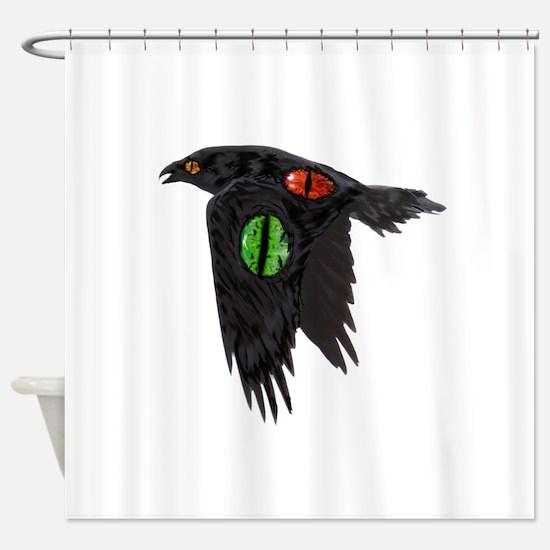 INNER VISION Shower Curtain