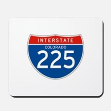 Interstate 225 - CO Mousepad