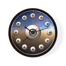 Wall Clock Optometrist II