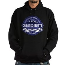 Crested Butte Midnight Hoodie