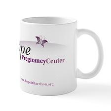 Hope Pregnancy Center Logo Mug