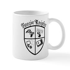 Boogie Knights - White Shirts Mug