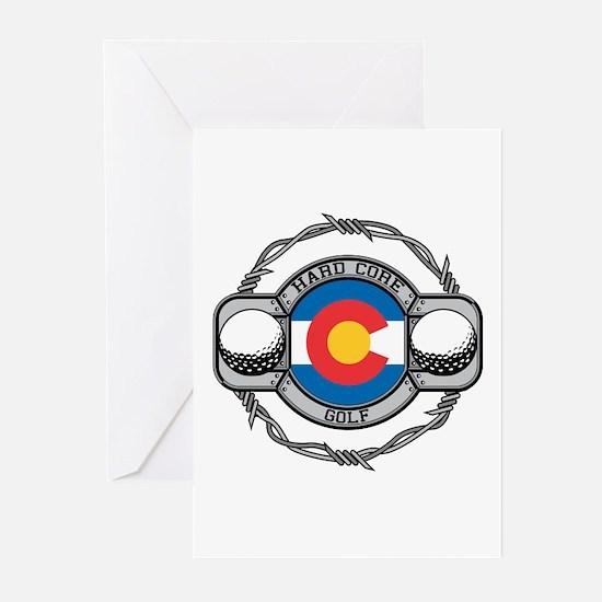 Colorado Golf Greeting Cards (Pk of 10)